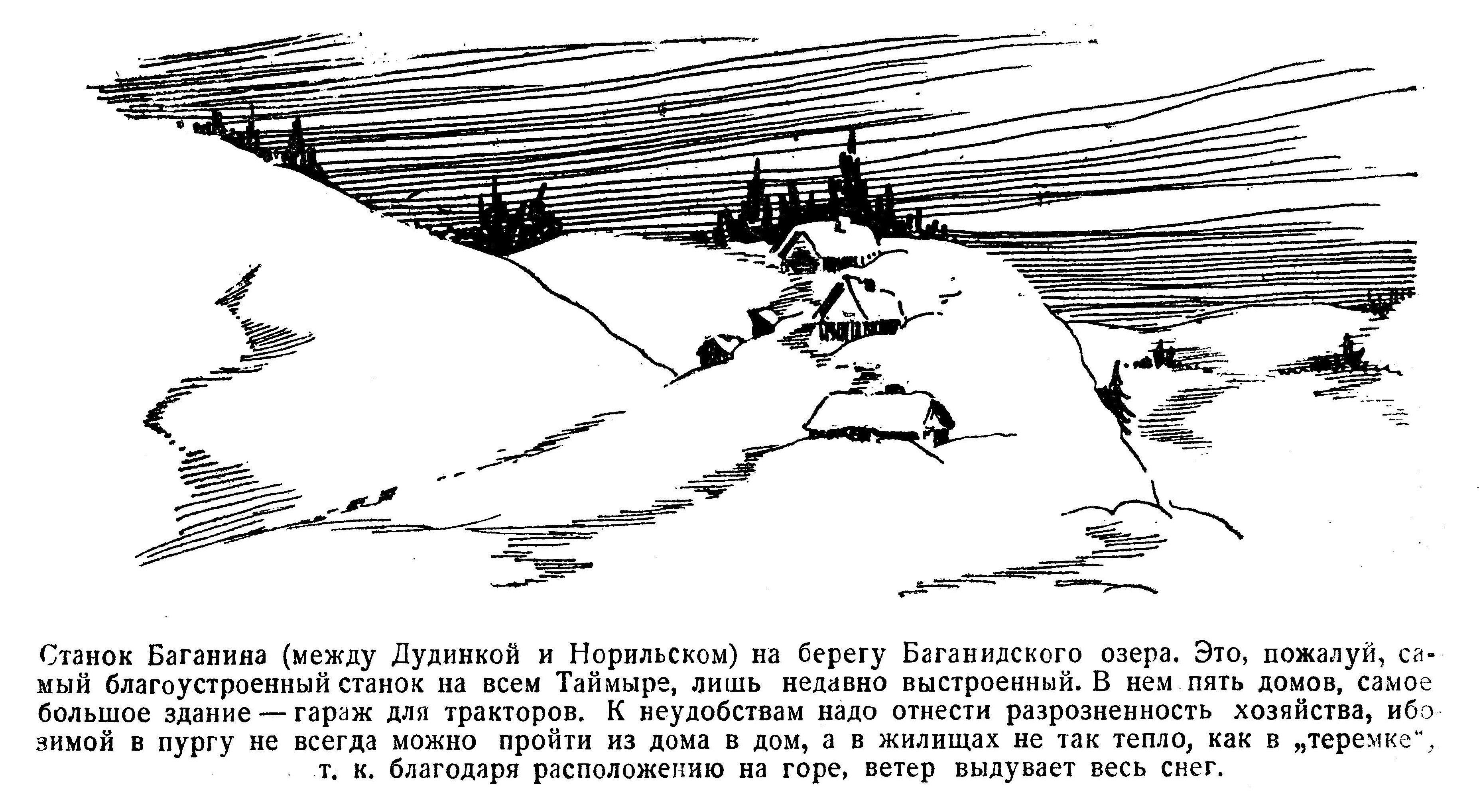 21 теремок под снегом