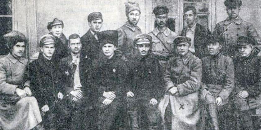 Ярослав Гашек на Урале