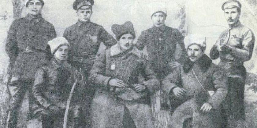 Как освободили Екатеринбург