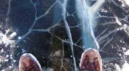 Опасности весеннего льда и восстановление после стресса.