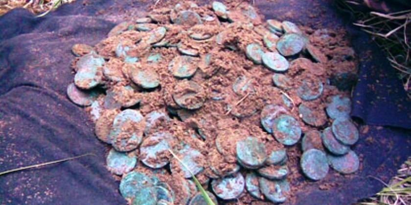 Клад из Кондинской тайги