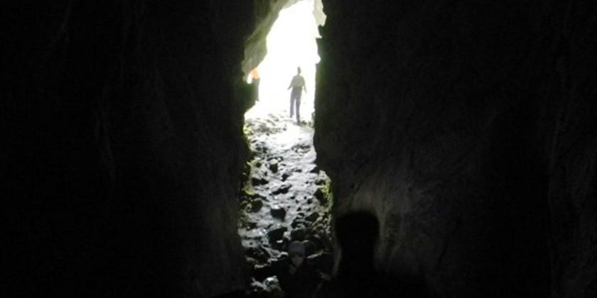 Альпинизм в темноте