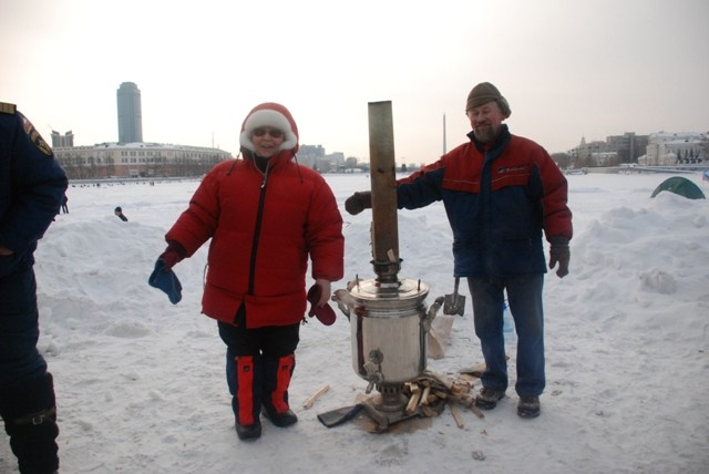 Ледовый штурм 2011