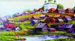 История России. Река Чусовая. Полуденка.