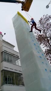 Ледовый штурм скорость  12 метровая стелла