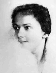 Анастасия Чайковская-Романова. США 1928 г.