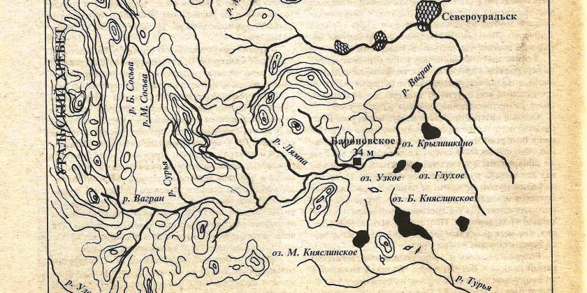 На древней Вишерской дороге можно найти следы первых уральских рудников