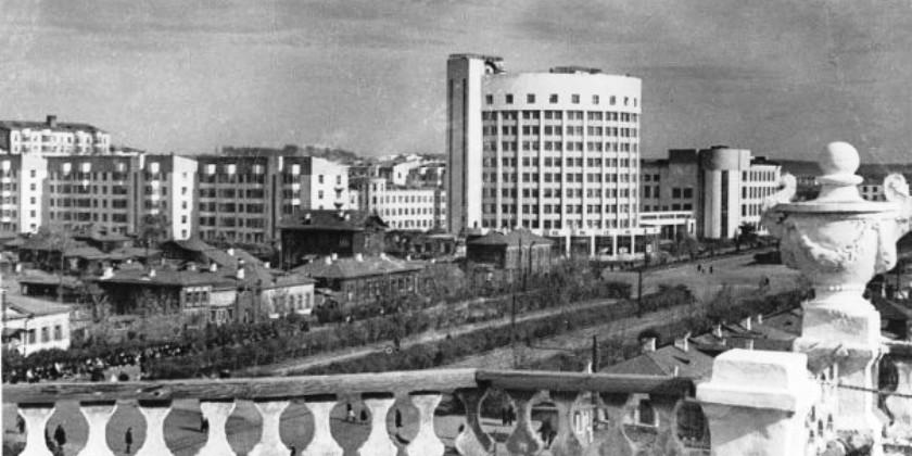 Старая и новая быль Свердловска