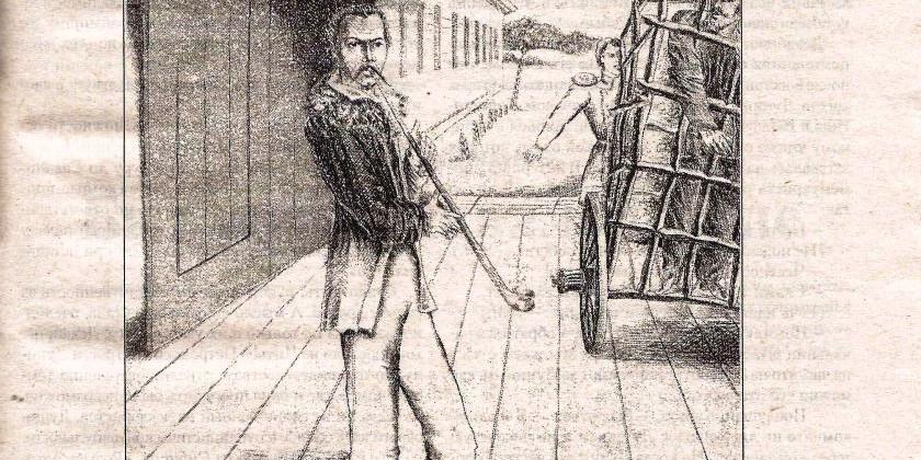 Узник Акатуя, или забайкальская луниниана