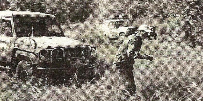 Урал-ТРОФИ-2001: гонки на выживание