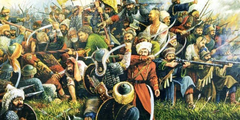 Сказание о сибирском хане, старом Кучуме