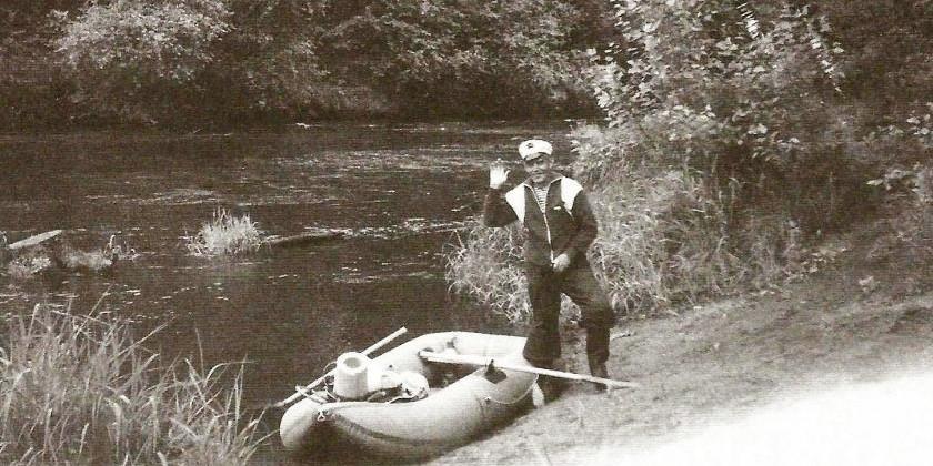 По реке Тагил