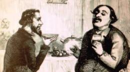 Столик для Бальзака в Екатеринбурге