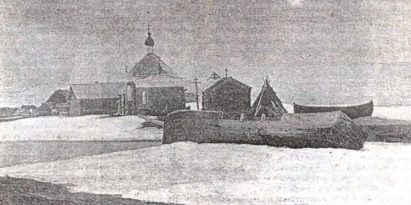 Миссионеры в русской Арктике