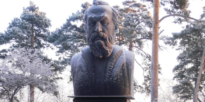 Скульптор Канаев и его школа