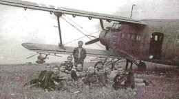 Дети-парашютисты