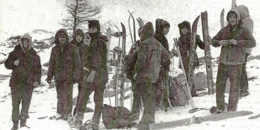 Особенности личного и группового снаряжения в лыжном путешествии