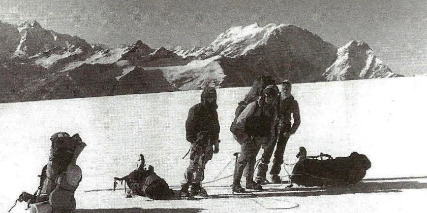 Эльбрус начинается на Волчихе