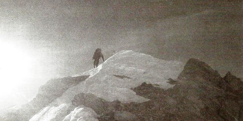 Хроника первого восхождения на Эверест по северной стене, 2004 год