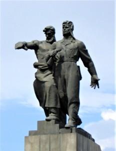 3 сталкер-66, День Героев. Памятники ветеранам ВОВ