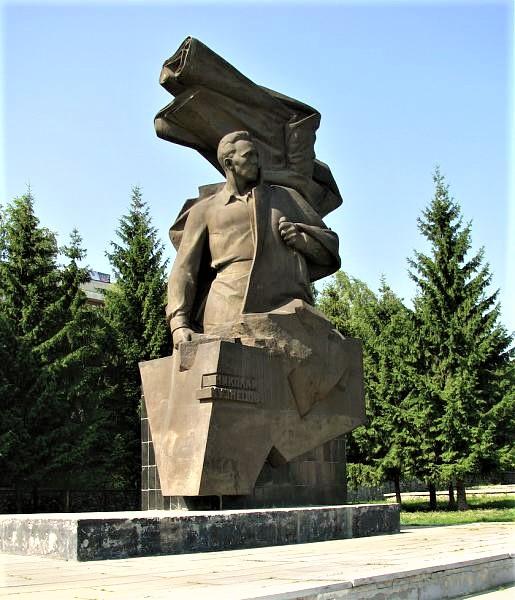 7 сталкер-66, День Героев. Памятники ветеранам ВОВ