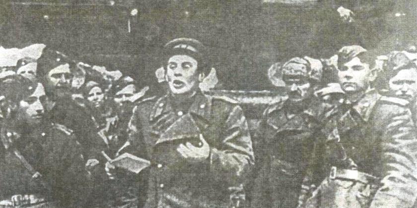 Карьера полковника Демидова