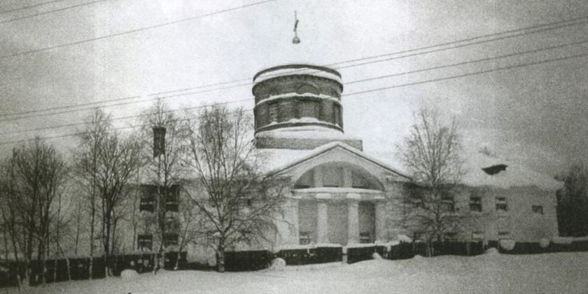 Храмы Всеволожских