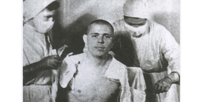 Военные госпитали Перми