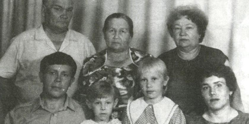 Черный квадрат Валентина Филатьева