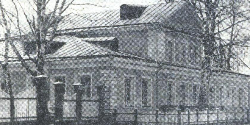 В.А.Жуковский в Воткинске