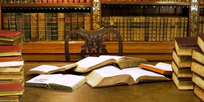 Рассказы о книгах