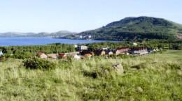 Озеро, где живет аждаха