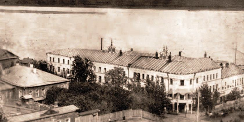 Купеческий кинематограф в Сарапуле