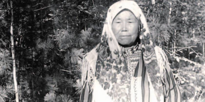 Моя мама — Анна Сыгарская