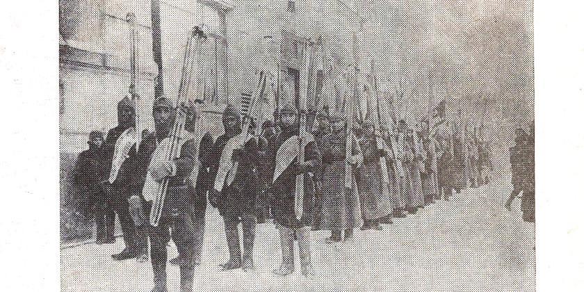 Магнитка - Свердловск, 1930 год
