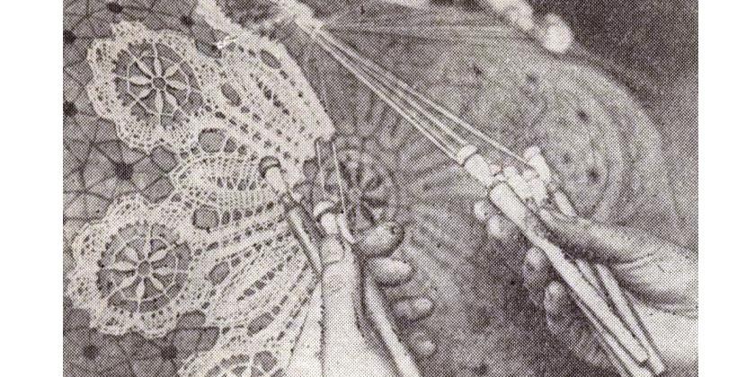 Кукарское кружево