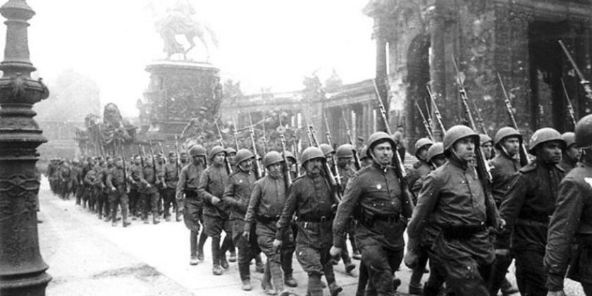 Парад Победы в Берлине