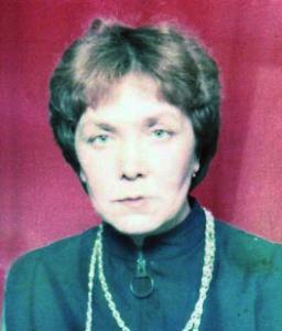 Аксенова Хакима