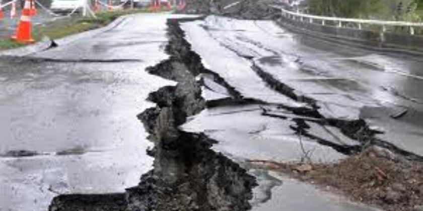 Землетрясение на Урале?