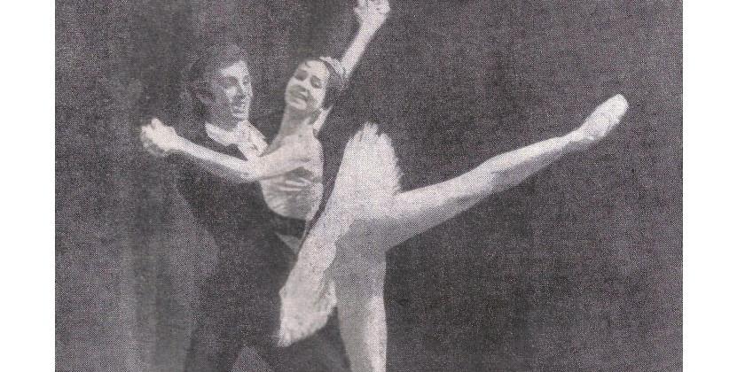 Танцует Надя Павлова