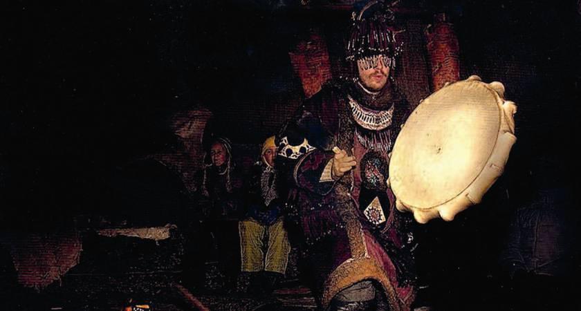 Орт-Ики на охоте