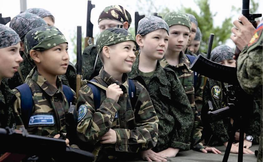От казачьих юнкеров до президентских кадет