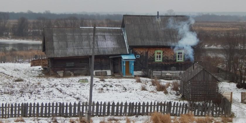 История России. Река Чусовая. Рвение Огнедела