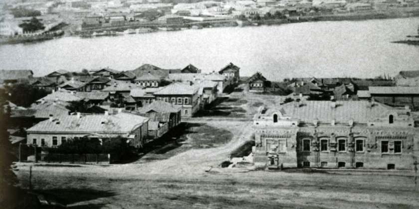 Раскопки Ипатьевской усадьбы