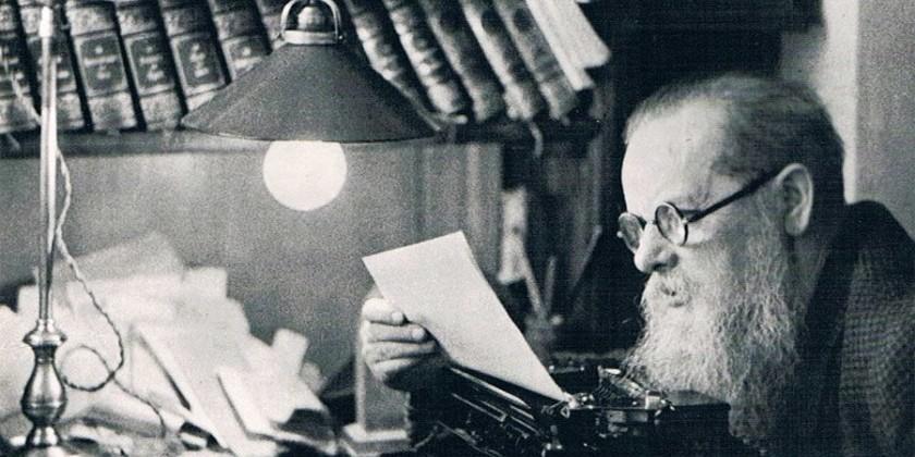 Мой дедушка - Павел Петрович Бажов