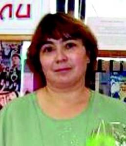 Дудина Татьяна