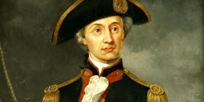 Генерал Суворов и адмирал Джонс