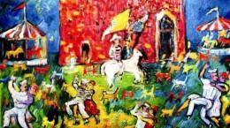 Елецкий рисует революцию