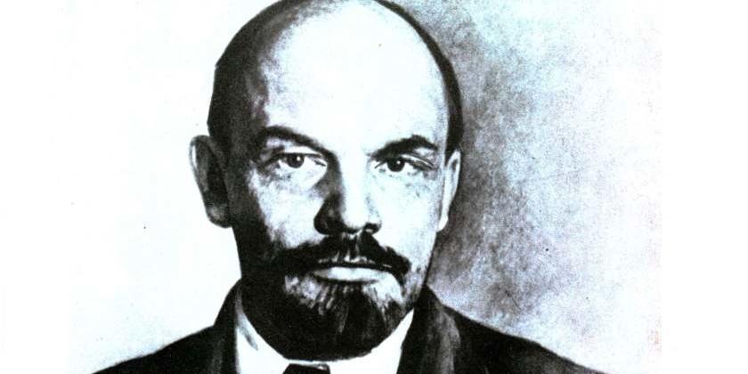 Портрет Ильича