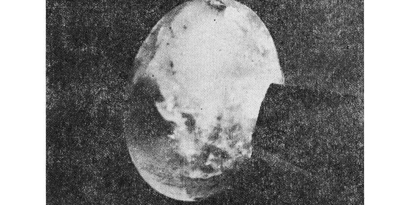 Хрустальный шар бронзового века